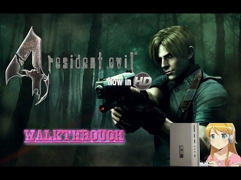 Resident Evil 4 - Depois de ter salvo a tonga! # part 10