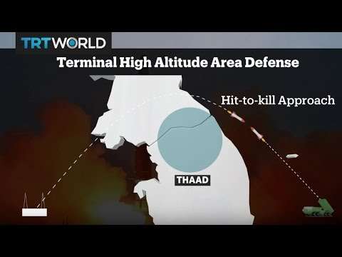 What is a Terminal High Altitude Area Defense System?