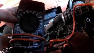 видео Проверка датчика массового расхода воздуха Уаз с двигателем ЗМЗ-409