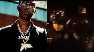 10 Virginia Police Rush Young Dolph Tour Bus After Snitch Said Guns,Drugs & Warrants..DA PRODUCT DVD