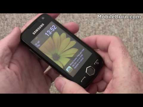 Samsung S8000 Jet - part 1 of 2