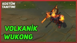 Volkanik Wukong (Kostüm Tanıtımı) League of Legends