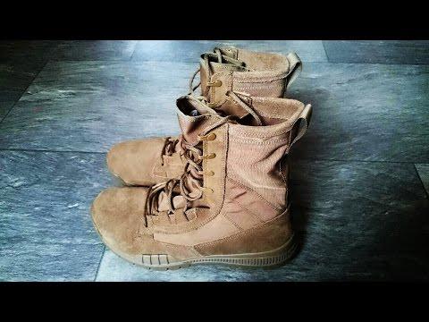 nike sfb field boots 8\
