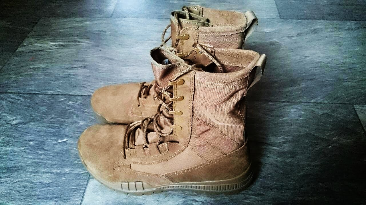 promo code 2fe84 56dcc ... mens shoes for sale free shipping nike sfb field boots 8 leather coyote  unboxing on feet youtube 7fc5a 04eca ...