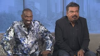 George Lopez and Charlie Murphy interview on Good Day LA