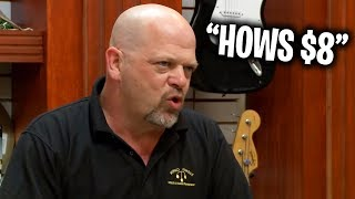 8 Times Rick Pissed Off Customers (Pawn Stars)