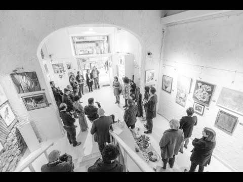 ArtExpo May Barcelona - il video del vernissage