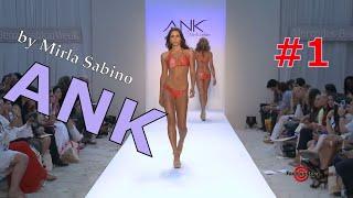 ANK by Mirla Sabino - Mercedes-Benz Fashion Week Swim 2013