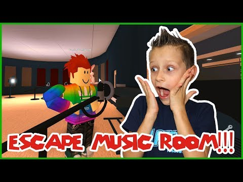 Escaping the Music Room with Freddy