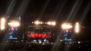 Foo Fighters- under pressure Fenway park 7/19/15