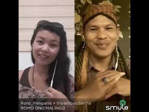 Romo Ono Maling - triyantosudarma feat Roro Rengganis