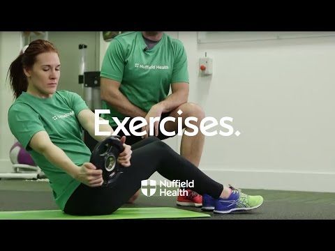 How To Russian Twist | Nuffield Health