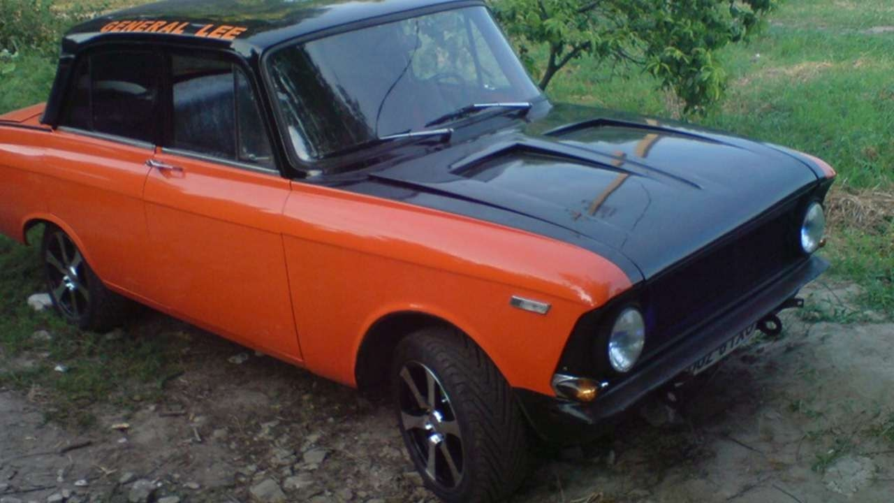 Moskvitch Izh Tuning Russian Cars Youtube