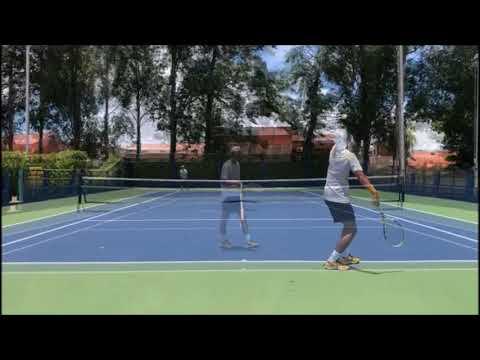 Raul Garcia Video Tennis