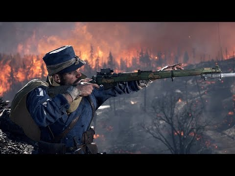#0 TOP RANKED IN THE WORLD - BATTLEFIELD 1 LIVE PS4 MULTIPLAYER GAMEPLAY