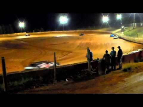 Rolling Thunder Raceway(EXTREME STOCK4's)4/29/16