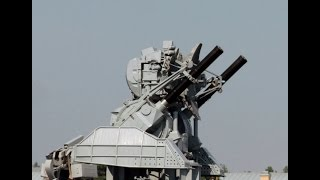 New Russian Navy Super burst gun firing 8 000 rounds per minute DUAL CIWS