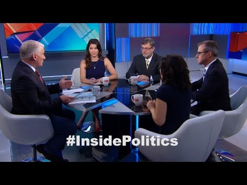 'Inside Politics' forecast: Trump's Russia...