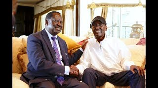 My legacy is Kenya, Raila tells Chris Kirubi