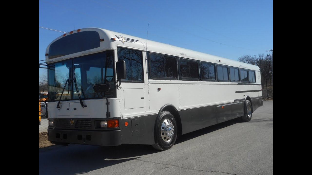 2013 International Rear Engine Activity Bus