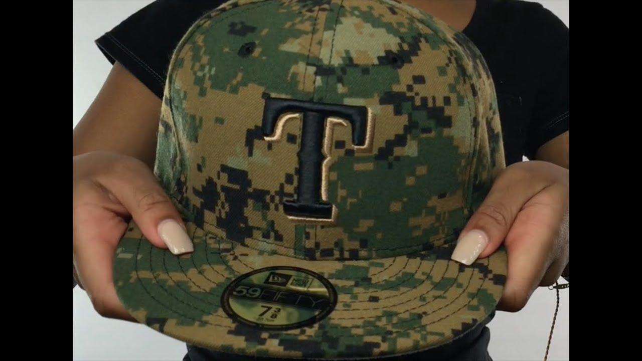 brand new 0887e c4a1c Rangers 2016 MEMORIAL DAY  STARS N STRIPES  Hat by New Era