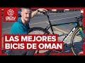 Las mejores bicicletas del Tour de Omán - Primera parte