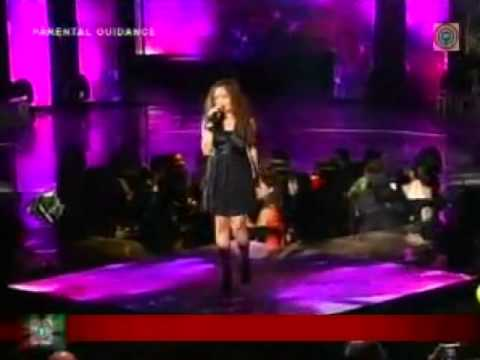 Charice 'Note to God' on ASAP 09