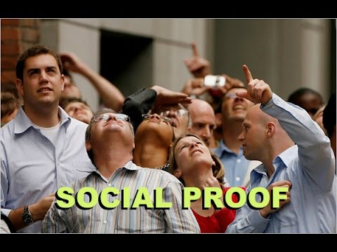 Influence The Psychology of Persuasion | Social Proof