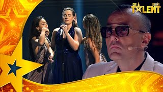 Elsa Tortonda, surprised by DIANA NAVARRO in her performance | Grand Final | Spain's Got Talent 2021