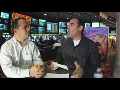 FAB 5 LIVE - Super Bowl XLIV Betting At Las Vegas Hilton