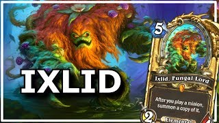 Hearthstone - Best of Ixlid, Fungal Lord