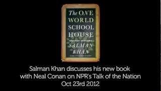 Radio Interview: Sal Khan on NPR