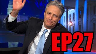 The Powerful Nerdcast Episode 27 - Saying Goodbye to the Daily Show!