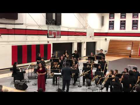 But not for me - Grover Cleveland Charter High School Jazz Ensemble feat. Liz Lopez on vocals