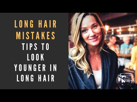 hair-mistakes-that-age-you-faster-(look-youthful-in-long-hair)