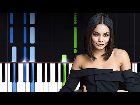 Phantoms Ft Vanessa Hudgens - Lay With Me (Piano Tutorial)