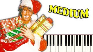 Cover images LAST CHRISTMAS - Piano Tutorial