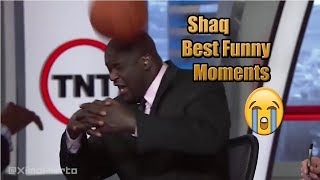Shaq Best Funny Moments (Inside the NBA + More)