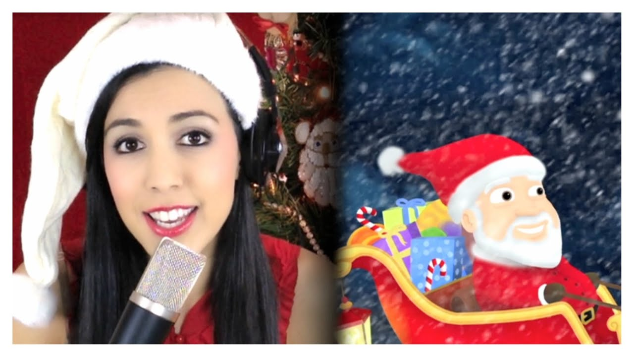 Santa Claus is Coming to Town - Best Christmas Song - YouTube