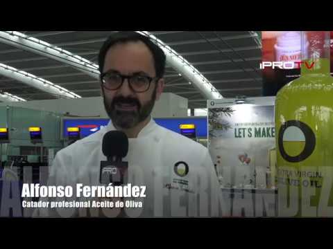 Olive Oil World Tour. Alfonso Fernandez