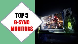 Top 5 Best G-Sync Monitors 2018 | Best G-Sync Monitor Review By Jumpy Express