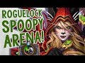 Unarmed Lifetapping Valeera? DUAL CLASS ARENA! | The Boomsday Project | Hearthstone Arena