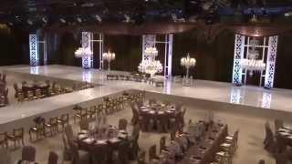 ВАУ!!!! Свадьба, хрусталь и золотые стулья  IBENTO    SHAMSI