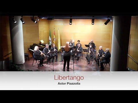 Libertango (A. Piazzolla) - Banda de Música San Felipe Neri