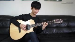 (Chen,Baekhyun,Xiumin) 너를 위해  - Sungha Jung