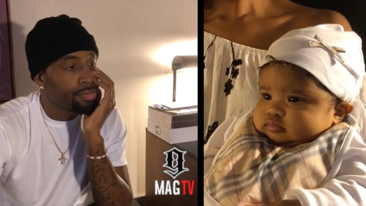 Safaree & Ray J's Daughter Melody Perform The #RAYJHATCHALLENGE!
