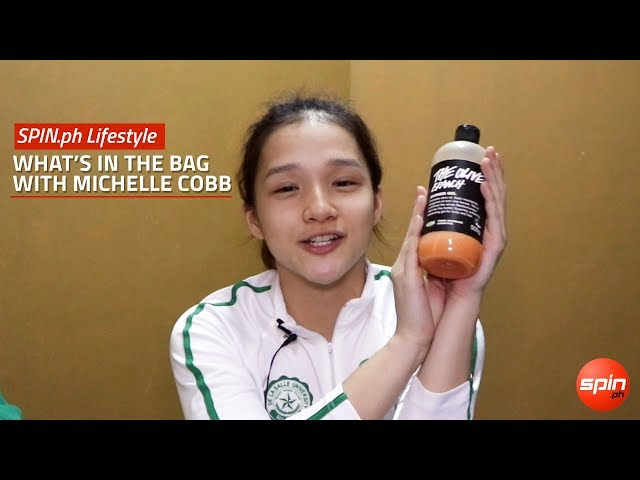 SPIN.ph Lifestyle: What's in the bag with Michelle Cobb