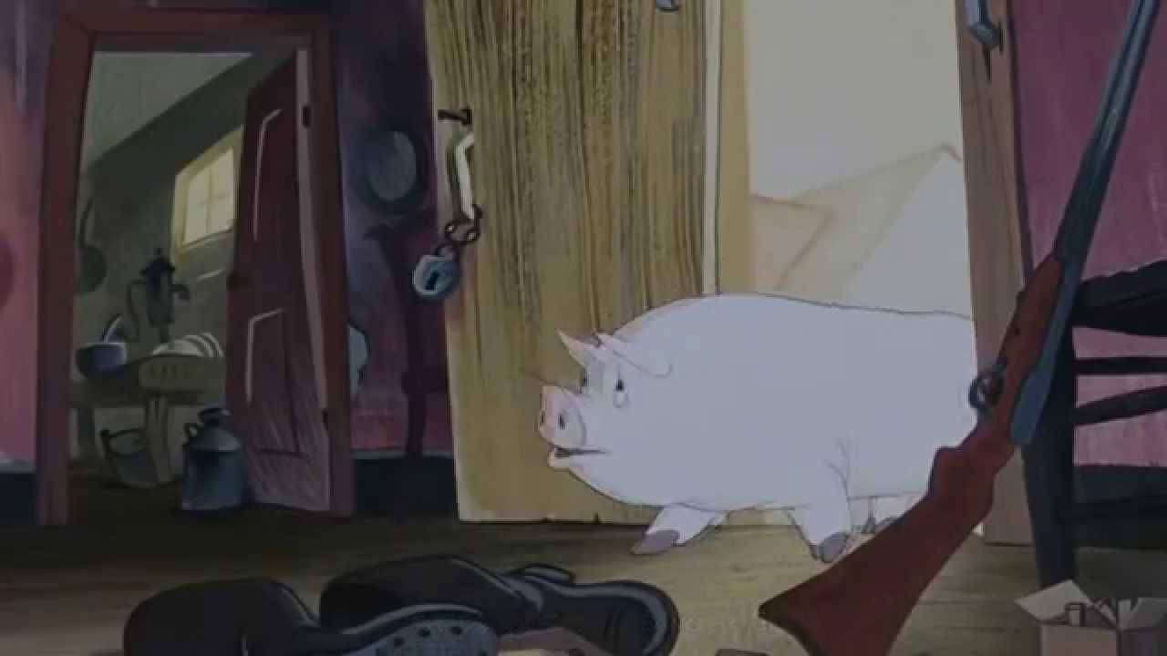 Pink Floyd - Pigs (Three Different Ones) 1977 legendado