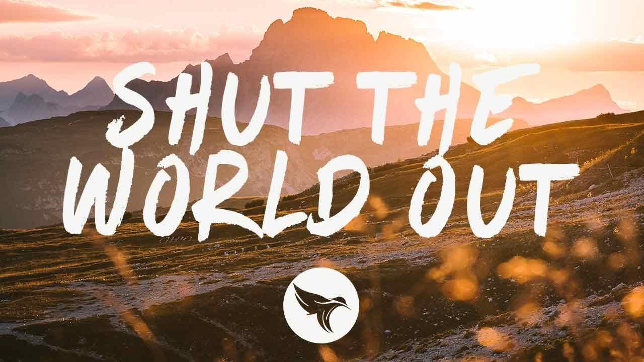 Kasbo - Shut The World Out (Lyrics) feat. Frida Sundemo