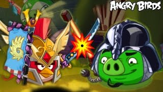 Angry Birds Epic - TRICK OR TREAT CASTLE (Daily Dungeon)